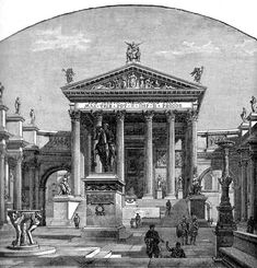 The Rich History of Rome - the magnificent detail in ancient architecture