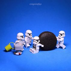 Hohh this round soft cookie sure looks good and soft and round too - Stormtrooper's Adventure S02E21  #fujap_20160521 #tga_listenstanlee #tcb_weekenddearbuddies