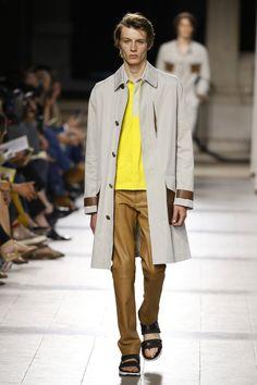 Hermès | Menswear - Spring 2017 | Look 4