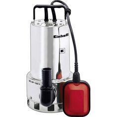 Einhell Schmutzwasserpumpe GC-DP 1020 N, Tauch- / Druckpumpe, edelstahl Fire Extinguisher, Pumps, Nespresso, Coffee Maker, Kitchen Appliances, Ebay, Led, Diy, Diving