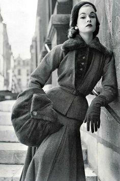 Jacques Fath - September 1952 - Vogue Paris