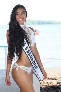 Dayana Escarleth Requeno - Reina del Tropico El Salvador 2016