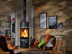 Beautiful modern, cosy room with a Scan 83 at the hart of it. - Wendron Stoves, Cornwall