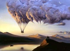 Surrealism by Vladimir Kush