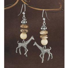 Sterling Silver Jewelry Button Earrings Solid 10 mm 15 mm Polished Enamel Giraffe Childs Post Earrings