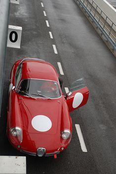 Alfa Romeo Giulietta SZ 1960