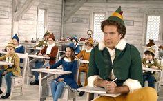 Elf, Will Ferrell, Christmas movies
