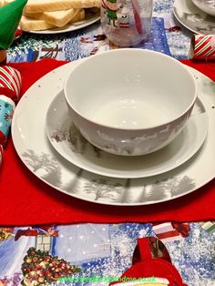This year the elves treated us ro a new Christmas dinner service (Asda) which they delivered with the North Pole Breakfast North Pole Breakfast, Woodland Elf, Asda, Father Christmas, Family Traditions, The Elf, Elves, Treats, Dinner