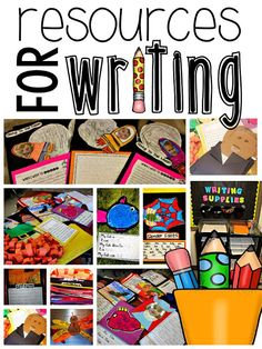 Resources for Teaching Writing