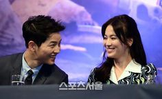 On February 22, the beautiful cast members,creator, and PD of Descendants of the Sun officially presented their drama to the press at the Imperial Palace Hotel in Gangnam, Seoul. Overall, no one m…