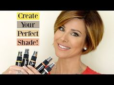 How to Lighten Foundation without Losing Coverage, MAKE UP, The one thing that you do not know is that you can easily lighten up your foundation within a couple steps. I am here to save the day and show you som. How To Lighten Foundation, Perfect Foundation, Foundation Shade, Makeup Tips, Beauty Makeup, Hair Makeup, Hair Beauty, Dominique Sachse, Lush