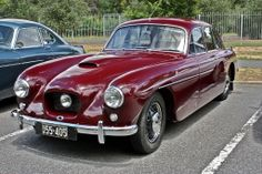 An Education: 1958 Bristol 405 Sedan - The 50 Coolest Movie Cars Bristol Motors, Bristol Cars, Bristol Bullet, Vintage Cars, Antique Cars, Vintage Sport, Funny Vintage, Vintage Diy, Vintage Ideas
