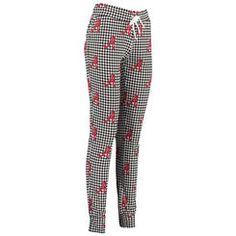 Women's Concepts Sport Alabama Crimson Tide Fusion Houndstooth Pajama Pants