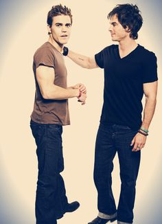 Ian and Paul :)