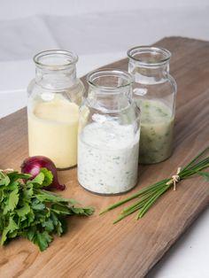 aderezos para ensalada