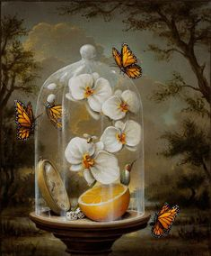 SURREALISMO PAINTING | Allegorical Paintings by Kevin Sloan