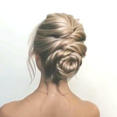10 gorgeous braided hairstyles you& love - the latest hairstyles . - 10 gorgeous braided hairstyles you& love – the latest hairstyle trends for 2019 - Latest Hairstyles, Popular Hairstyles, Plaits Hairstyles, Updos With Braids, Easy Wedding Hairstyles, Updo Hairstyles Tutorials, Prom Hair Updo, Hairstyles Videos, Hair Buns