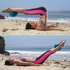 Rollover - Pilates Exercises for a Lean Body - Shape Magazine