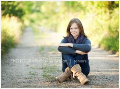 teen shot (have to remember this one for my daughter's senior pics)