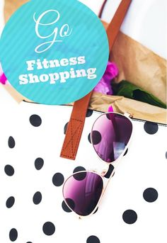 Go Fitness Shopping Did you know that the grocery store is the source for most of your unwanted pounds? Well, that and the fast food…