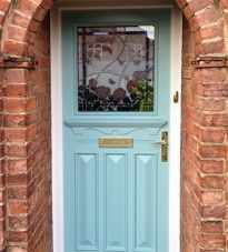 1930s front door in south west London | Home: Making an Entrance ...