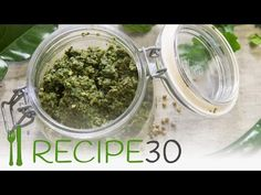 Thai Sweet Green Curry Paste - Easy Meals with Video Recipes by Chef Joel Mielle - Paste Recipe, Recipe 30, Thai Green Curry Paste, Food Videos, Recipe Videos, Asian Recipes, Easy Recipes, Thai Dishes, Fresh Green