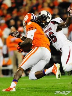 D.J. Swearinger promised that he would not lose to Clemson all four years  he was a c945e3b46