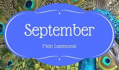 Mein Lesemonat September