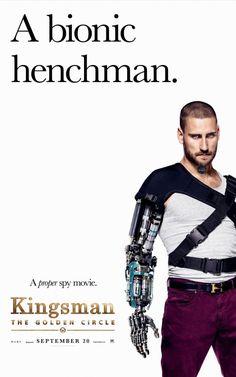 Kingsman: The Golden Circle Movie Poster 21