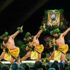 HOʻOMAIKAʻI HALAU HULA ʻO KAHIKILAULANI! Kāne Kahiko Division 2016 Merrie Monarch
