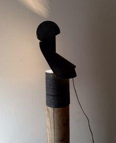 WDA - WilDesignArt - Elmo Lamp n. 2