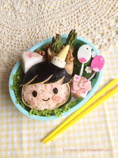 Birthday Party lunch box by loveewa.deviantart.com on @deviantART