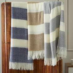 Favorite Throw - Stripe #westelm