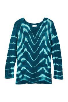 Tie Dyed Sweater (Little Girls)