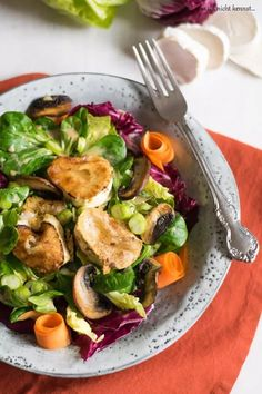 Go Veggie, Cobb Salad, Great Recipes, Food Photography, Low Carb, Clean Eating, Brunch, Food And Drink, Chicken