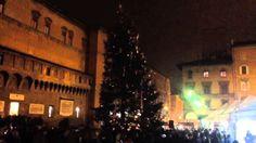 Albero di Natale a Bologna - Inaugurazione