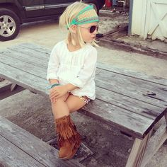 Boho Chic Kids Clothing thesmallers tumblr com