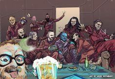 Kingdom of the WhiteMamba Marvel Memes, Marvel Dc Comics, Yondu Udonta, Marvel Fan Art, Guardians Of The Galaxy, Superwholock, Black Widow, Karaoke, Marvel Universe