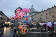 Visiting Rome at Christmas? Find out what to do, what to see, where to eat, what the weather's like, and more! Christmas In Rome, Times Square, Around The Worlds, Tours, Italy, Travel, Italia, Viajes