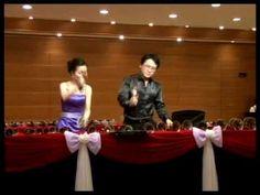 ▶ Jesu, Joy Of Man's Desiring - handbell duet - YouTube