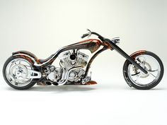 Motorcycles - Combine Chopper
