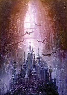 Fantasy Castle ~ Jan Patrik Krasny