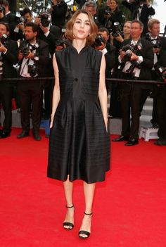 Sofia Coppola - 'Saint Laurent' Premiere - The 67th Annual Cannes Film Festival, May 17