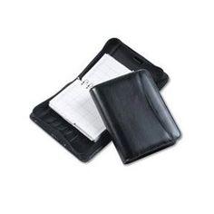 Franklin Covey Planner, Black Office, Compact, Wallet, Ring, Bags, Handbags, Rings, Black Desk