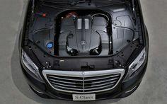 Mercedes-Benz S500 Plug-in