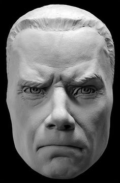 Expression of Anger Sculpting Reference Cast