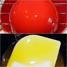 Voici la recette assez célèbre du glacage Bellouet. Utilisée dans quasi toutes les émissions de TV sur la pâtisserie c'est Audrey Gellet sur France 2 qui avait attiré mon attention suite à son utilisation. Ingrédients: 75 gr d'eau 70 gr masse gélatine...