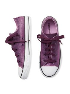 Elderberry Low-Top Sneaker by Converse at Gilt