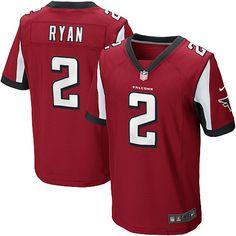 Julio Jones Atlanta Falcons #11 Red Kids Mid Tier Home Jersey