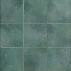 Crossville ChromaColor Lake x Matte Porcelain Uniform Squares Mosaic Floor and Wall Tile at Lowe's. ChromaColor celebrates the enduring power and infinite possibilities of color. ChromaColor combines a fresh yet sophisticated palette of 20 colors with Wall And Floor Tiles, Wall Tiles, Mosaic Wall, Mosaic Tiles, Cove Base, Recycling Process, Bathroom Flooring, Kitchen Floors, Basement Bathroom